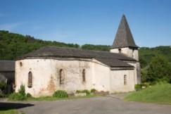 Eglise de Notre Dame de Lagarde