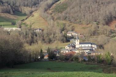 Village de St Jean de Jeannes