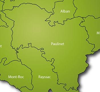 Carte Paulinet