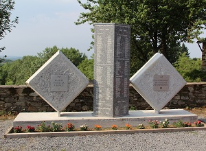 Monument aux morts Paulinet